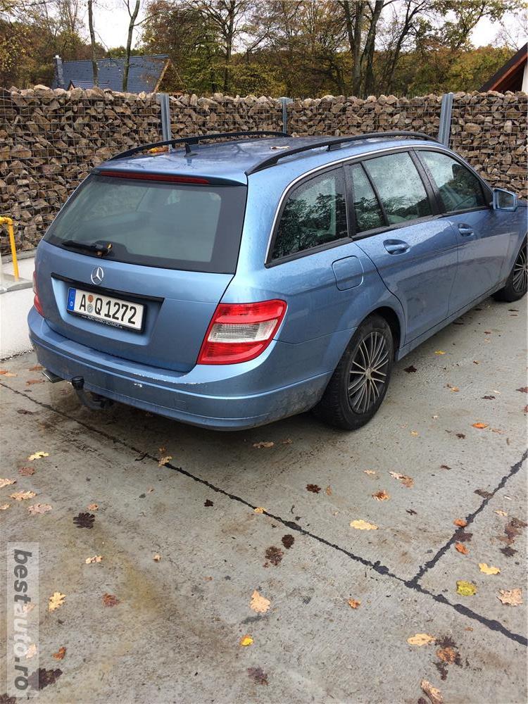 Mercedes-benz Clasa C euro 5 170 cp
