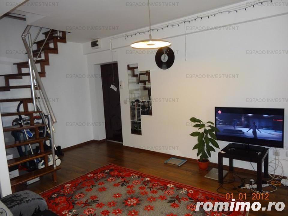 Apartament duplex, 3 camere, etaj 5 si 6, Colentina