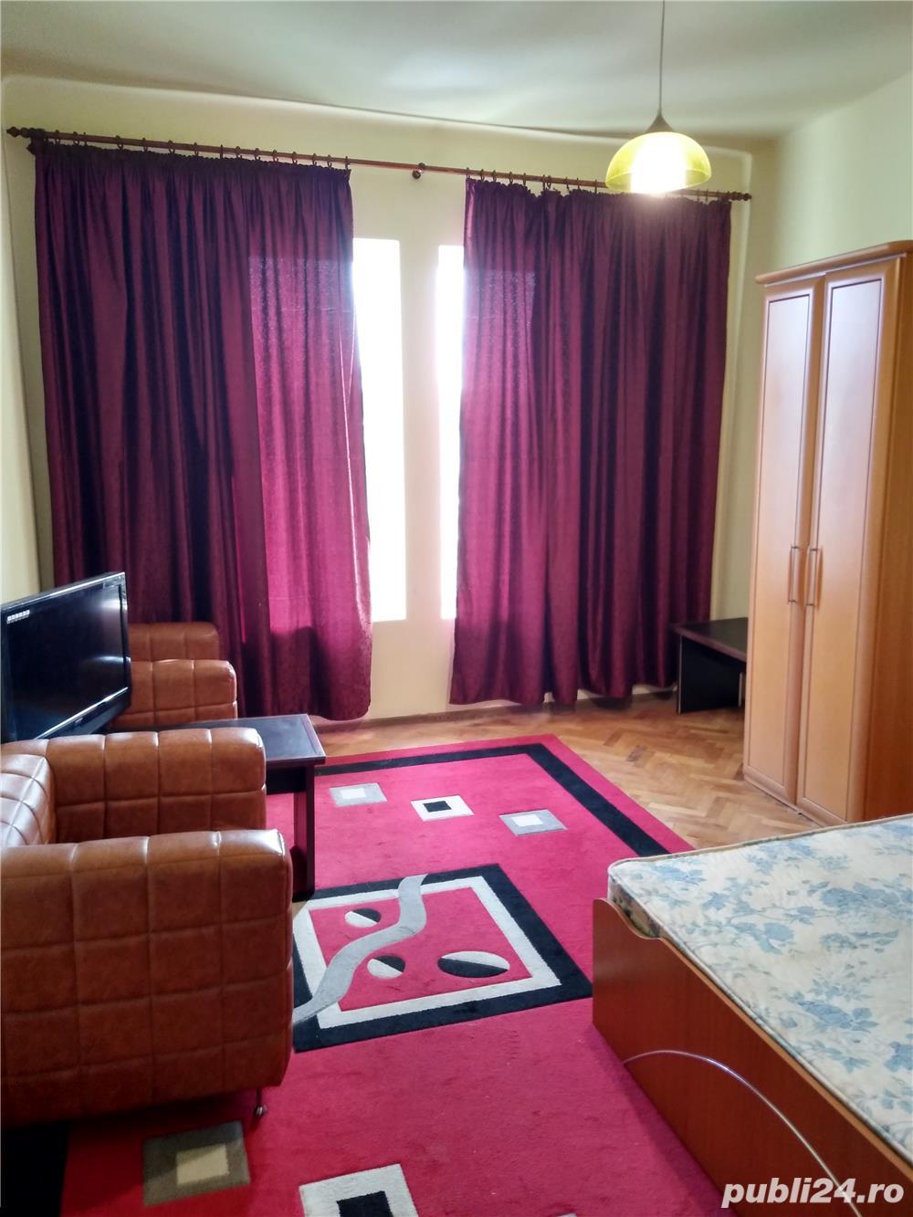 Închiriez apartament cu 1 cameră