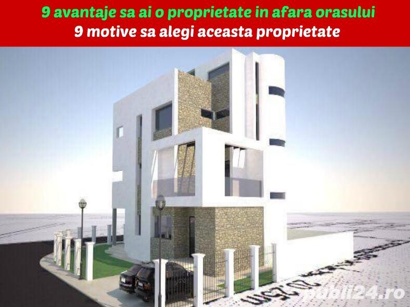 Vila Bragadiru - 9 avantaje, 9 motive sa alegi aceasta proprietate
