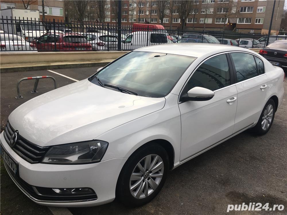 VW Passat 2.0 /140, DSG ,BLUEMOTION,Gps,Euro 5