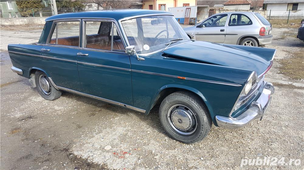 Fiat 1800 B,an 1967