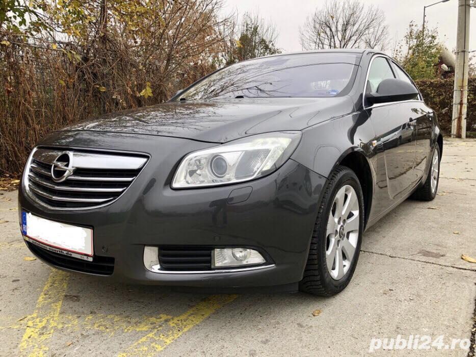 Opel Insignia ~ Limuzina ~ Euro 5 ~ Automata ~ Full Options ~ Adus Germania ~ RAR Facut