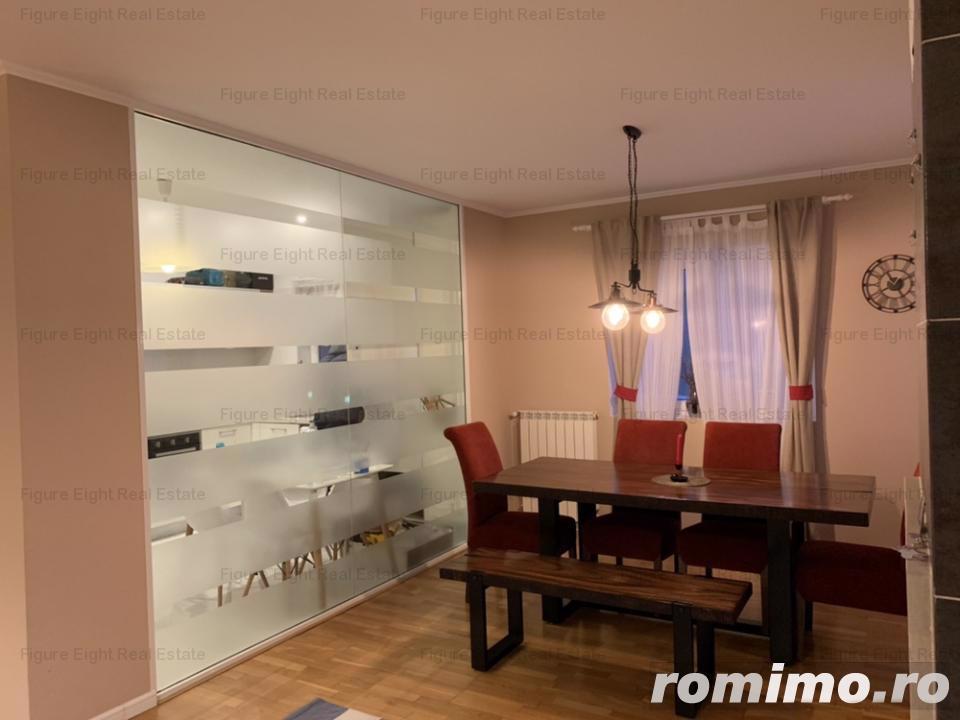 Inchiriere apartament de Lux cu 4 camere in Pipera cu 2 locuri de parcare