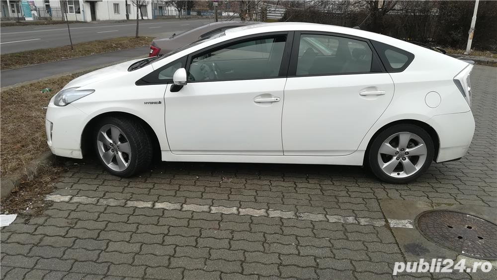Toyota prius advance