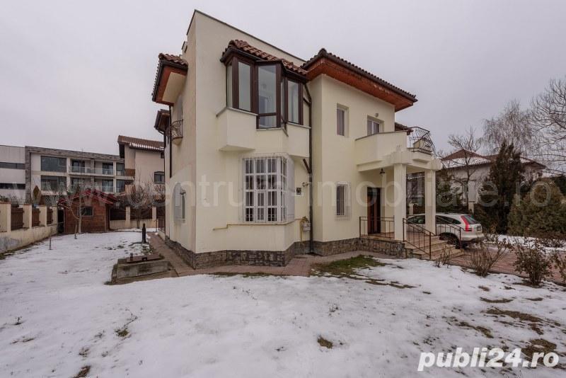 Baseasa Ionescu Sisesti teren 636 mp, imobil 5 camere 389 mp