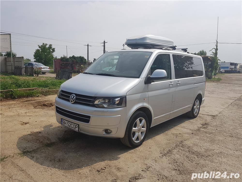 Vw multivan Hightline 7+1viteze automat DSG2 Full variante schimb