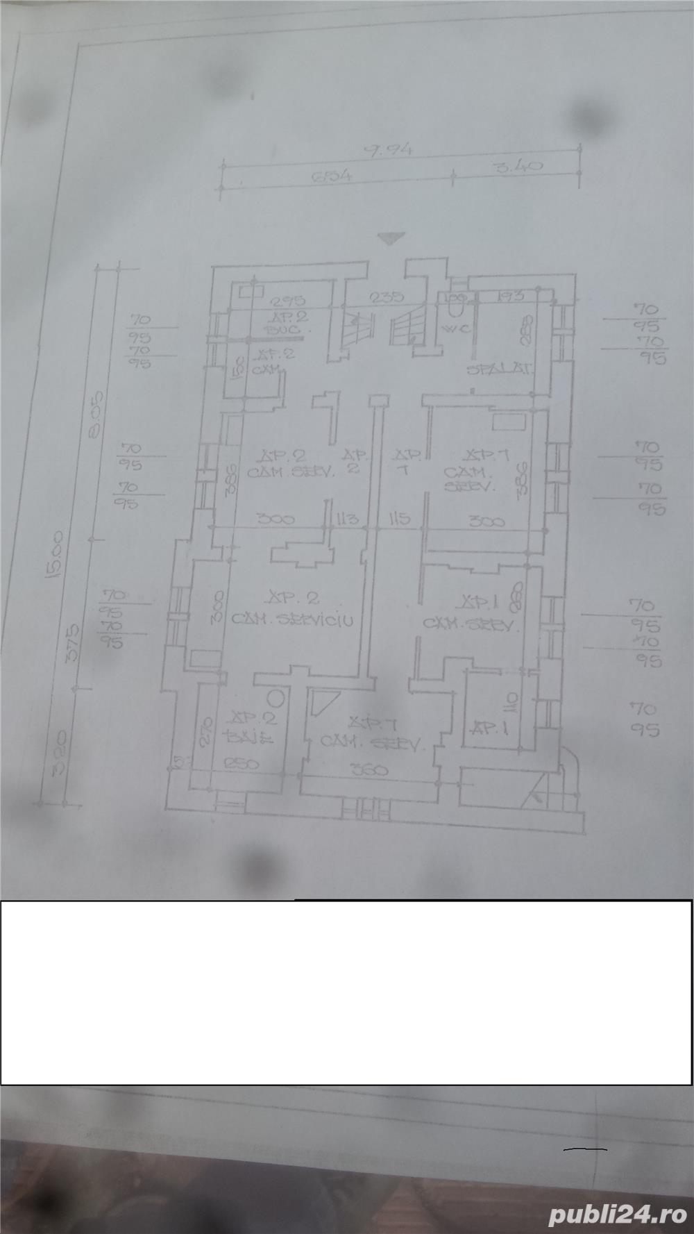 Victoriei-Guvern-Casa deosebita 20 camere