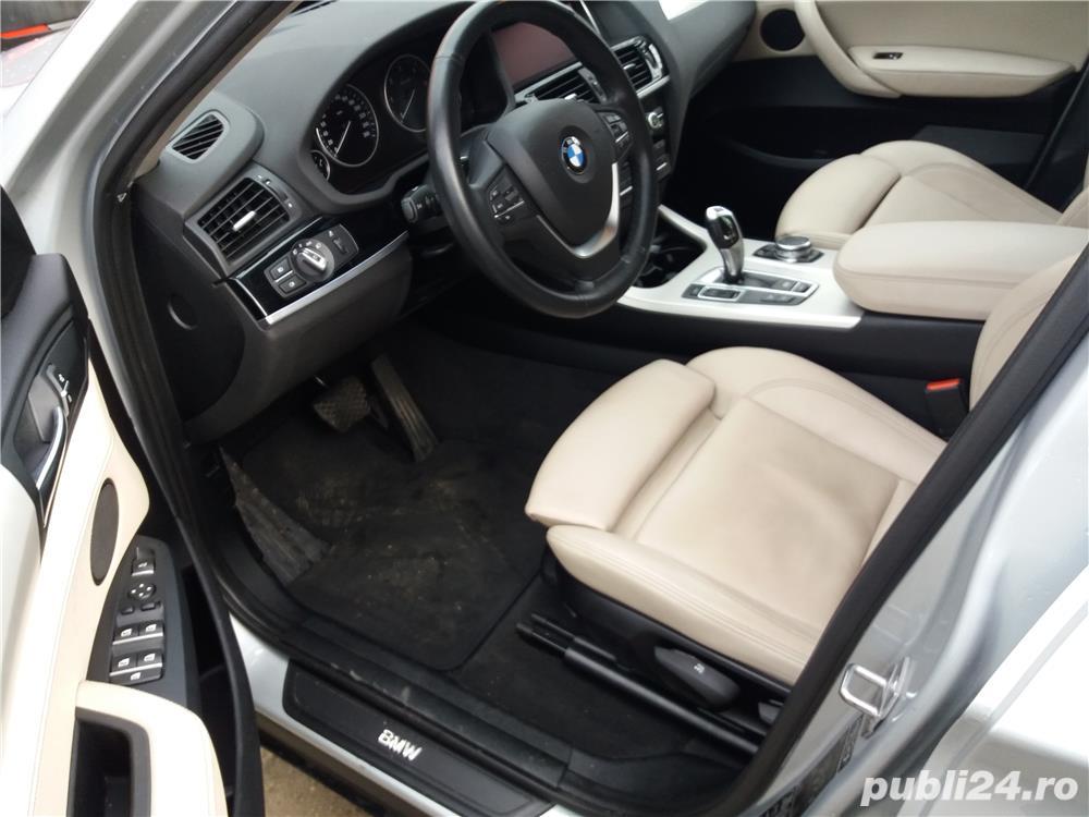 Bmw Seria X4 xDrive 20d automat, euro6
