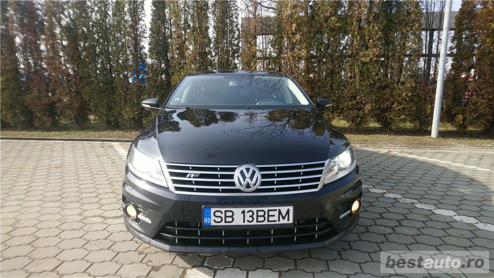 Volkswagen CC R Line 2013