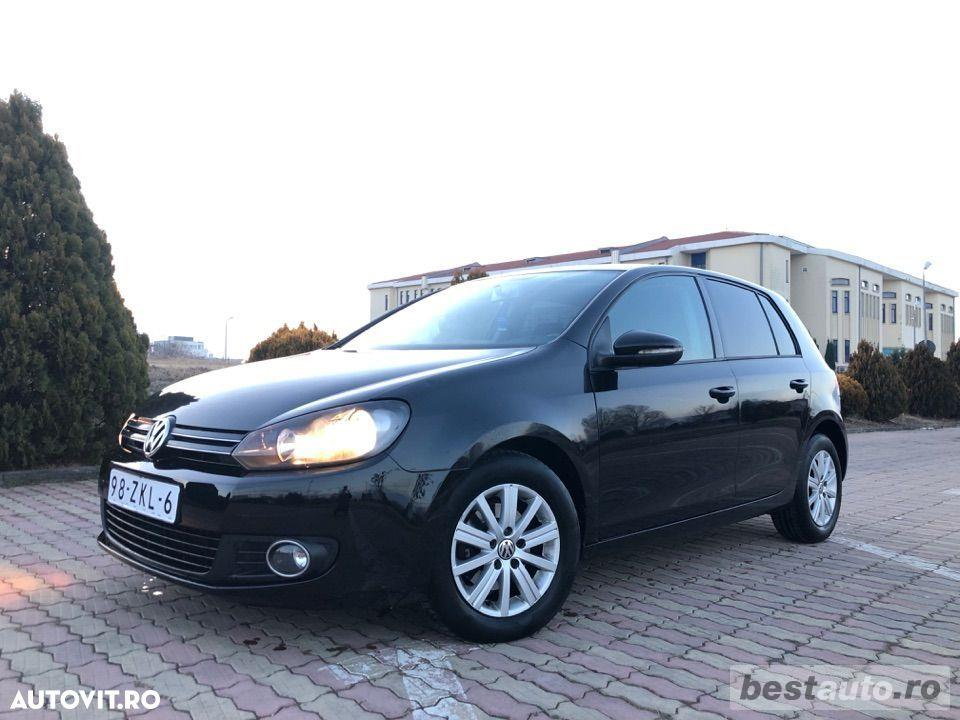 Volkswagen Golf 6 / 1.6 TDI 105 CP / Top Premium Edition 2013