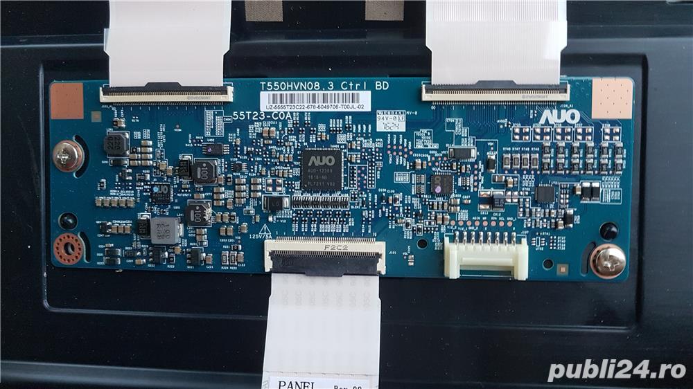 "T550HVN08.3 CTRL BD 55T23-C0A 5555T23C TCON 55"" SAMSUNG  ue55k5170 ue55k5179 SS"