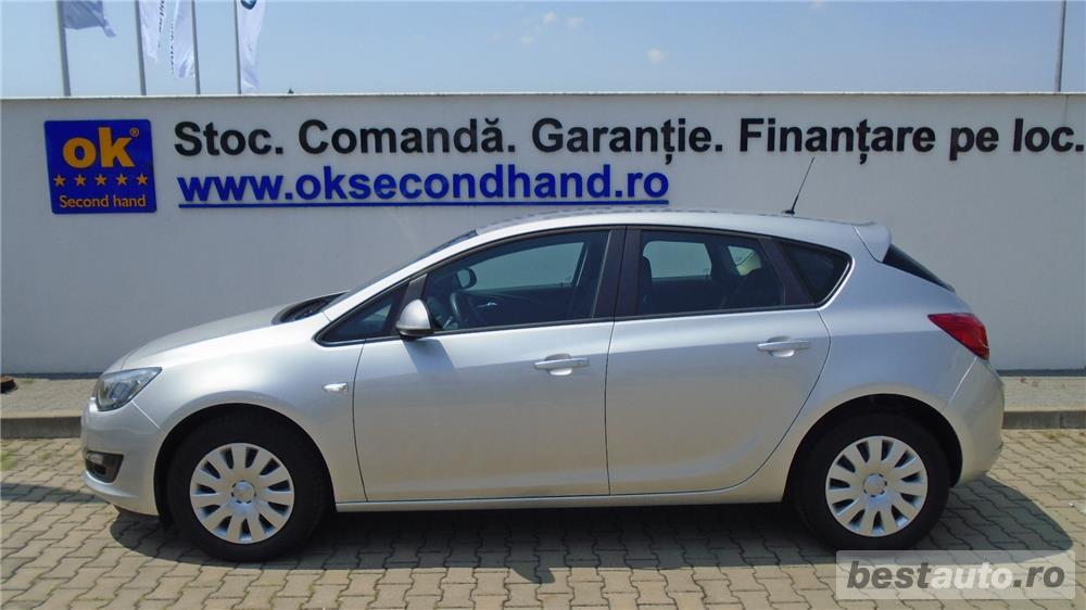Opel Astra I | 5 usi | 1.7CDTI | Senzori parcare | Radio CD | Tempomat | AC | 2014