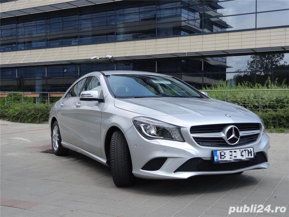 Mercedes-benz Clasa CLA 180 2015