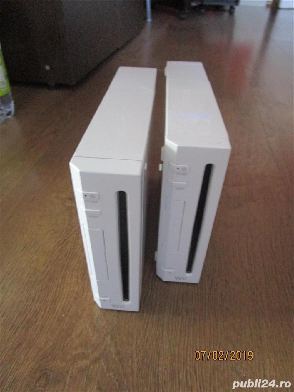 Consola Nintendo Wii MODATA + stand