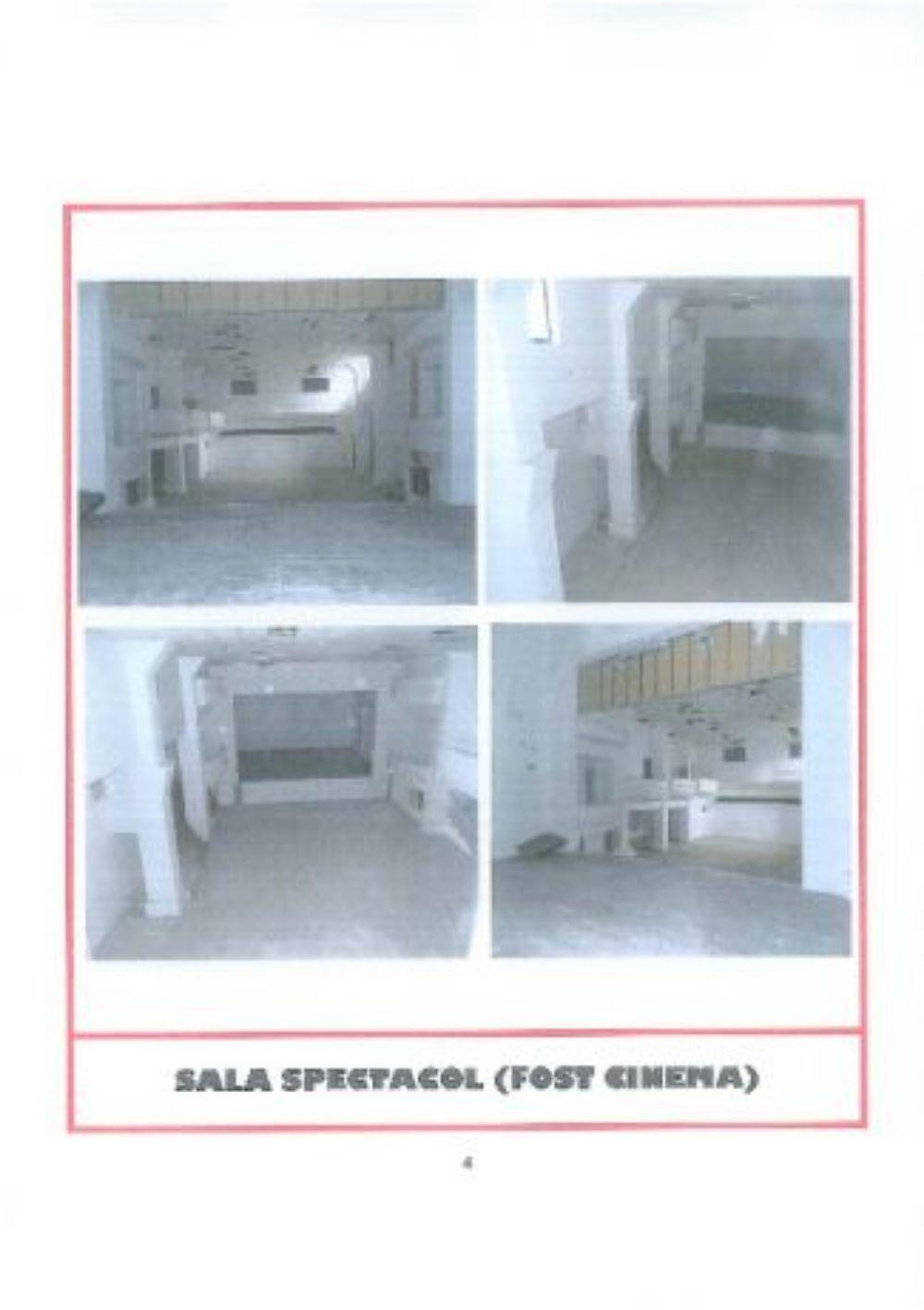 Propietar vand fosta sala de cinema in zona Obor