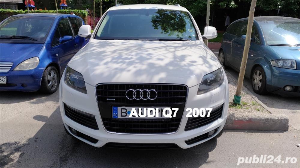 Ocazie !  Audi Q7, S line, Quattro
