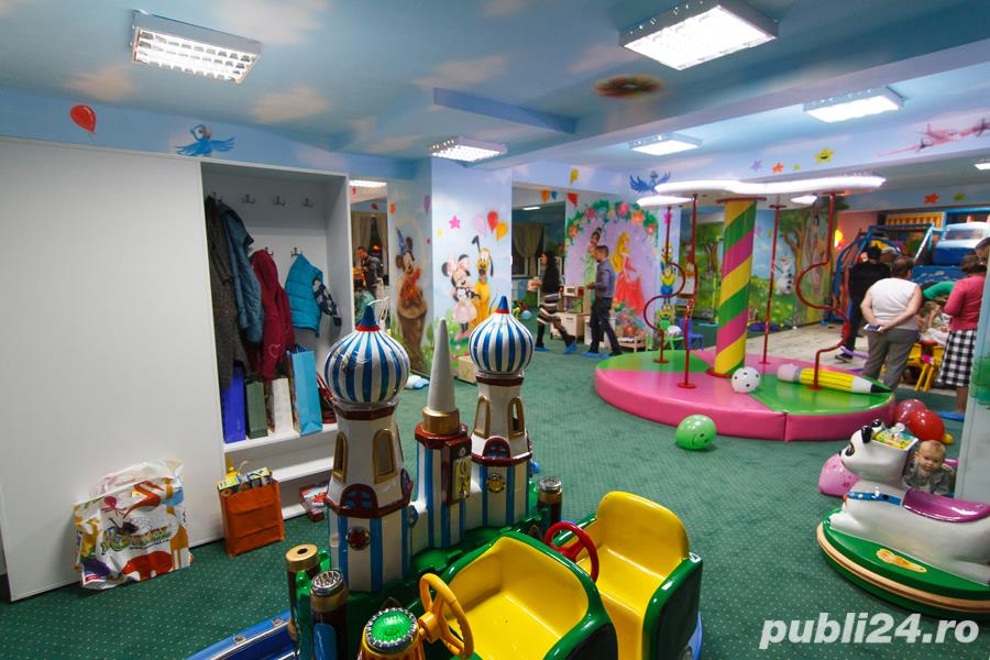 Afacere la cheie, spatiu de joaca pentru copii, Chiajna