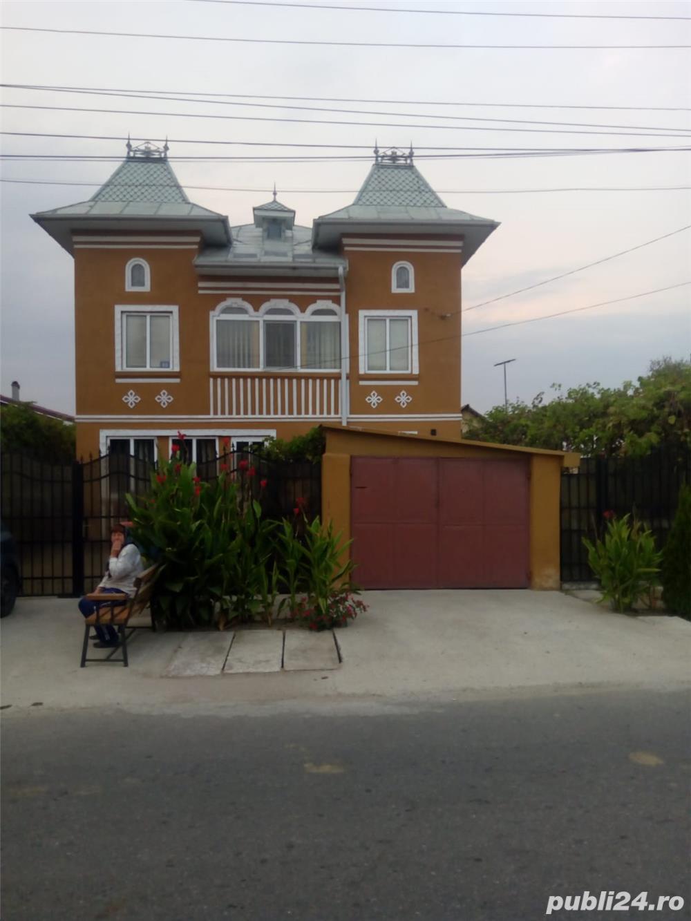 Vand casa + teren agricol