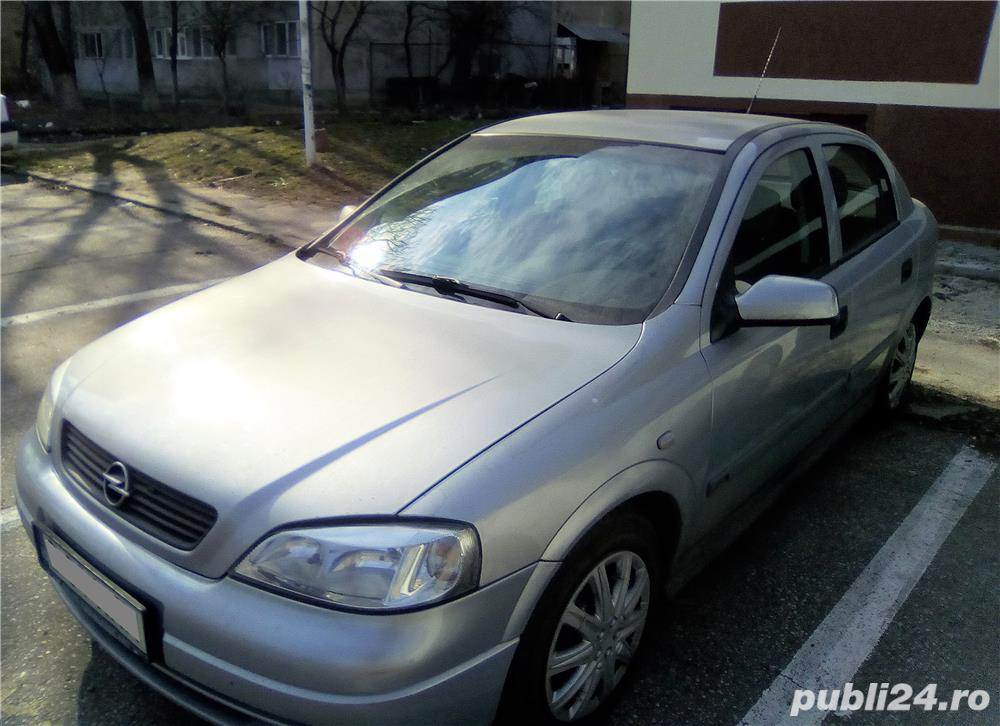 Opel Astra G stare functionare foarte buna