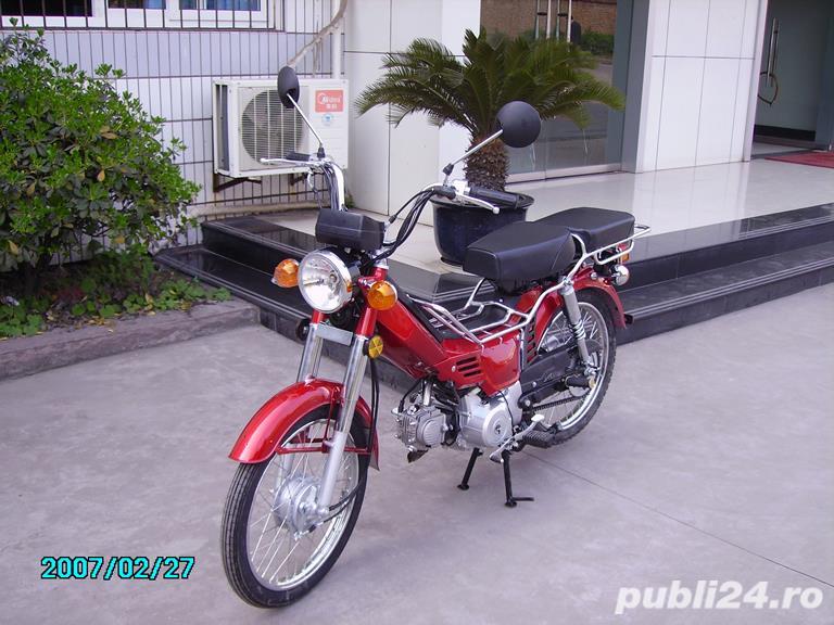 Linhai Moped