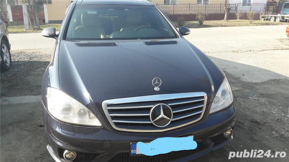 Mercedes-benz S320  AMG