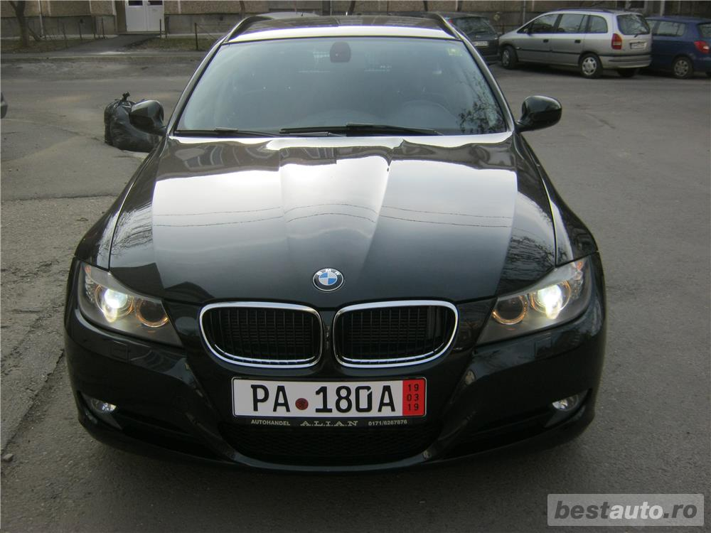 Bmw Seria 3 facelift 2012 e 5