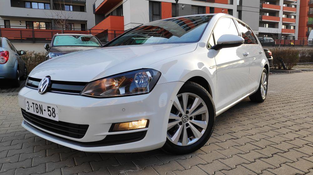 Vw  golf 7/recent import olanda/2014