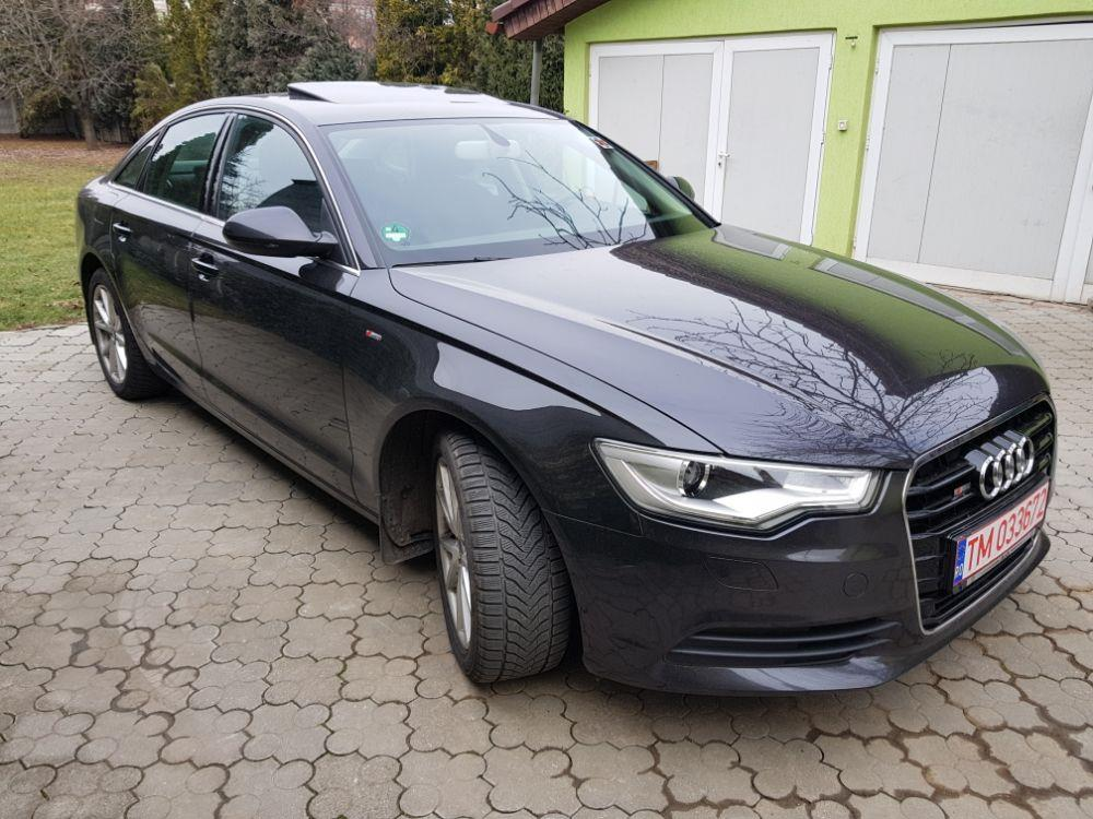 Audi  A6  S-Line 2000cm Diesel