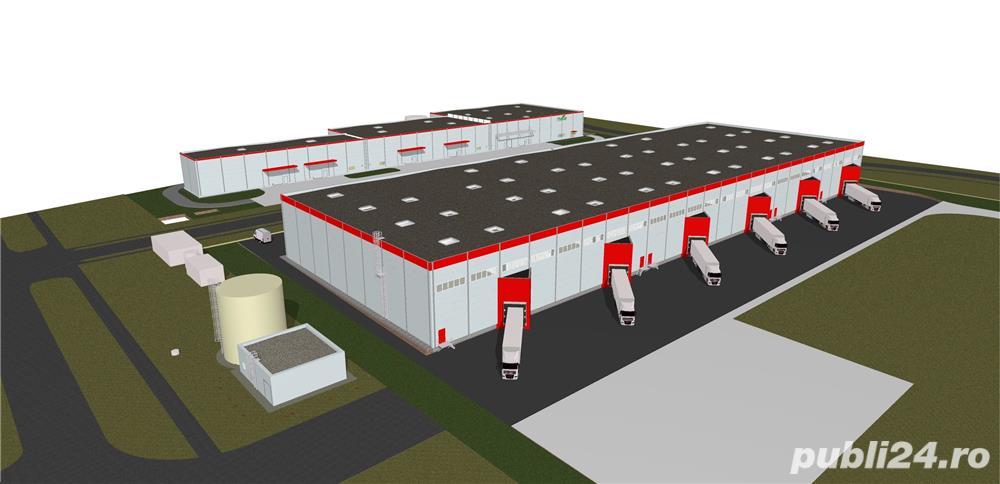 Hala Artemis- Parc Industrial Sanandrei