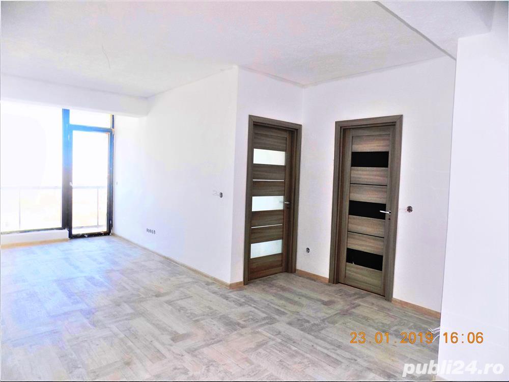 Etaj 1, baie cu geam, apartament 2 camere ieftin. azure residence