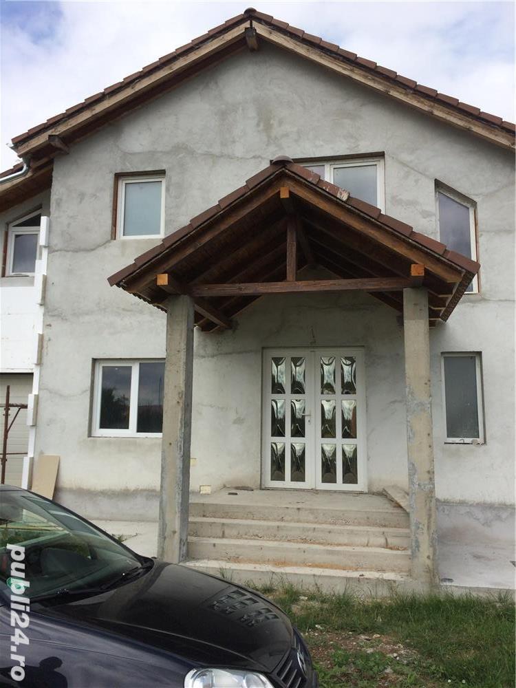 Vand casa noua in Santandrei P+M, s.t.=526 mp.