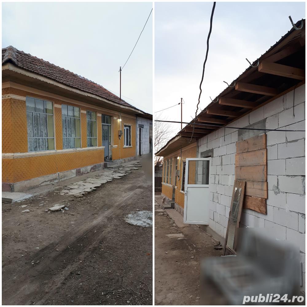 Casa + teren de vanzare, Șoldanu, Calarasi, pret negociabil