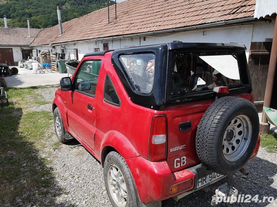 Hardtop Suzuki Jimny, Vitara, Grand Vitara