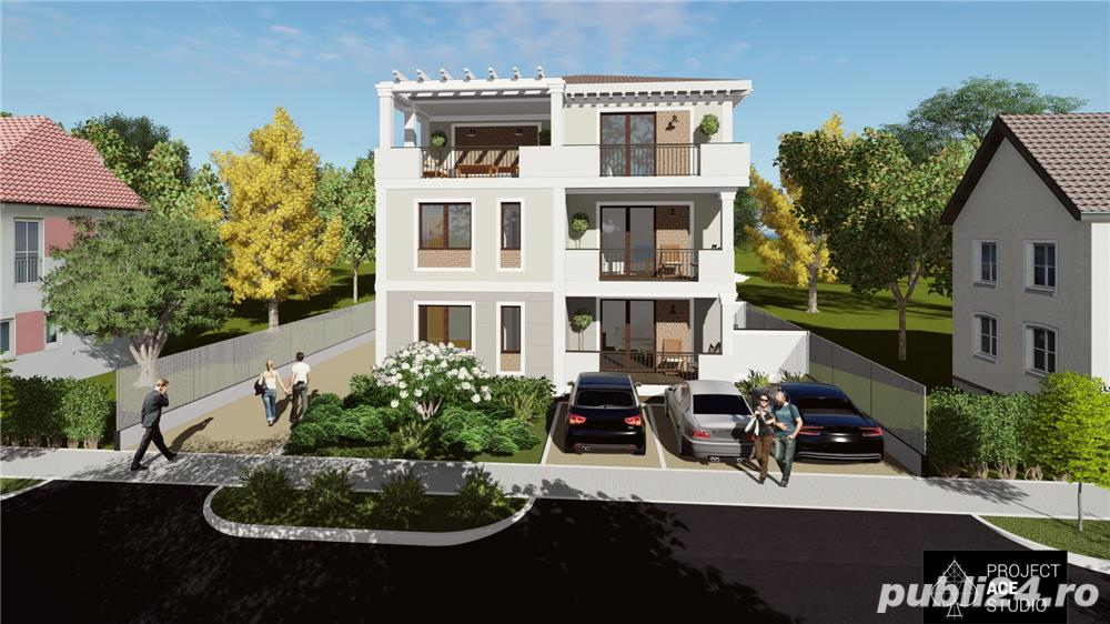 Apartament 3 camere de Lux Giroc