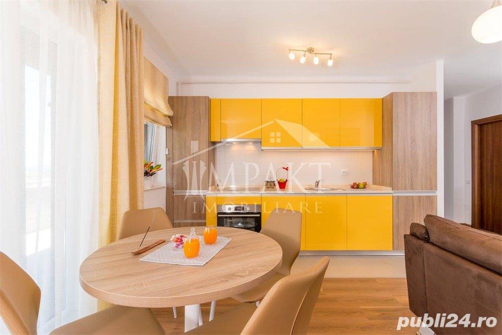 Apartament 3 camere superfinisat zona Buna Ziua , ideal locuinta  !