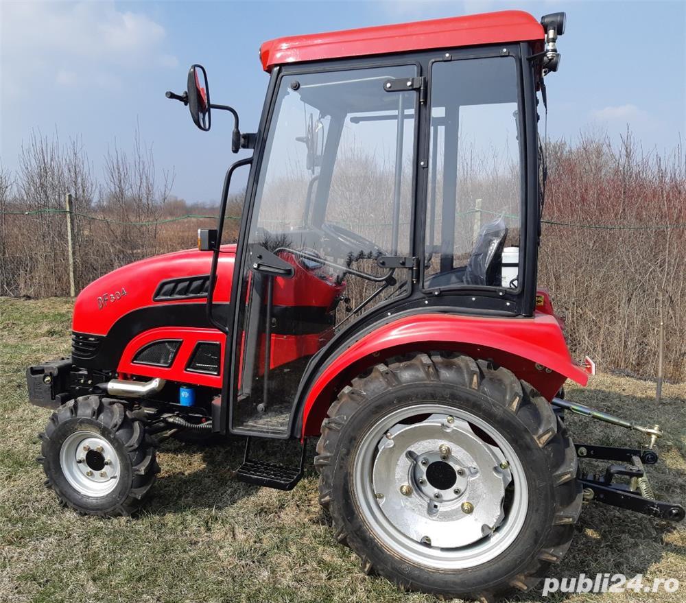 Altele Tractor DongFeng 304 viticol sau pomicol