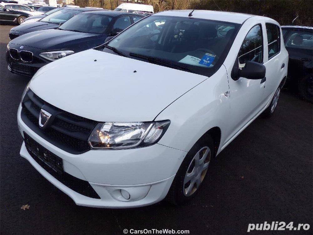 Dacia Sandero GPL TVA Inclus  Leasing/Credit buletin/Cash