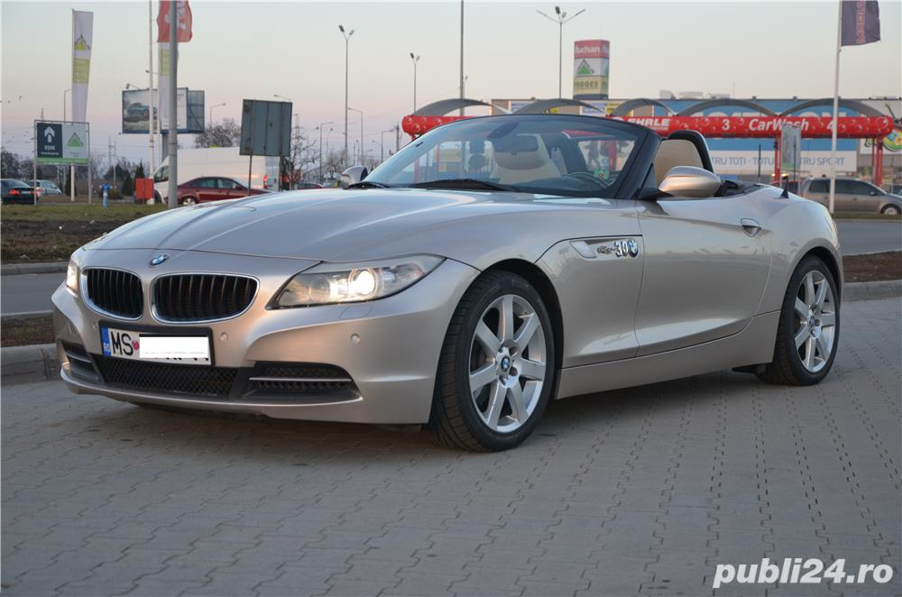 Bmw  Z4 Sdrive cabrio an 2009