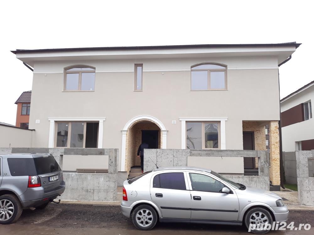 Casa-Vilă P+1+pod, 4 camere 2 bai Bragadiru - Haliu