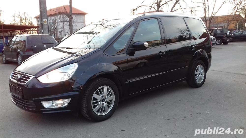 Ford galaxy 2.0 TDI, 140CP, an 2012, euro 5