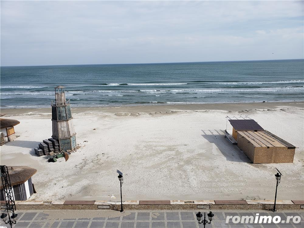 Apartament 3 camere cu vedere frontala la mare in Mamaia Nord