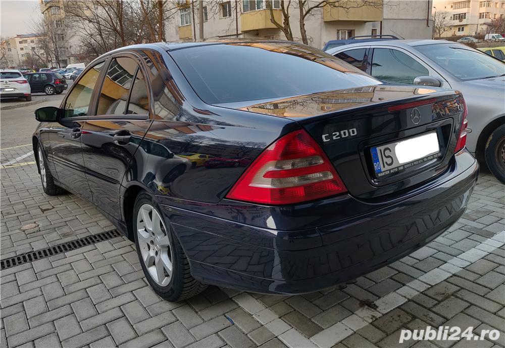 Mercedes-Benz C200 - 2007