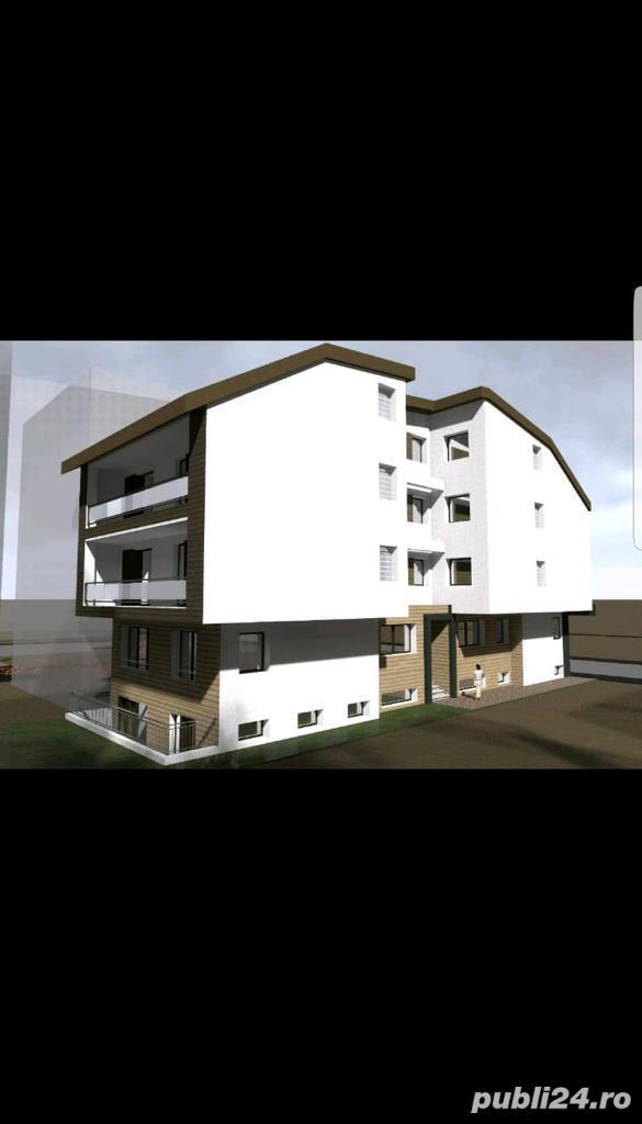 3 camere Banu Manta bloc nou