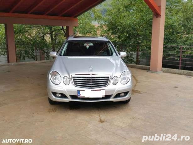 Mercedes-Benz E Klasse 220 W211