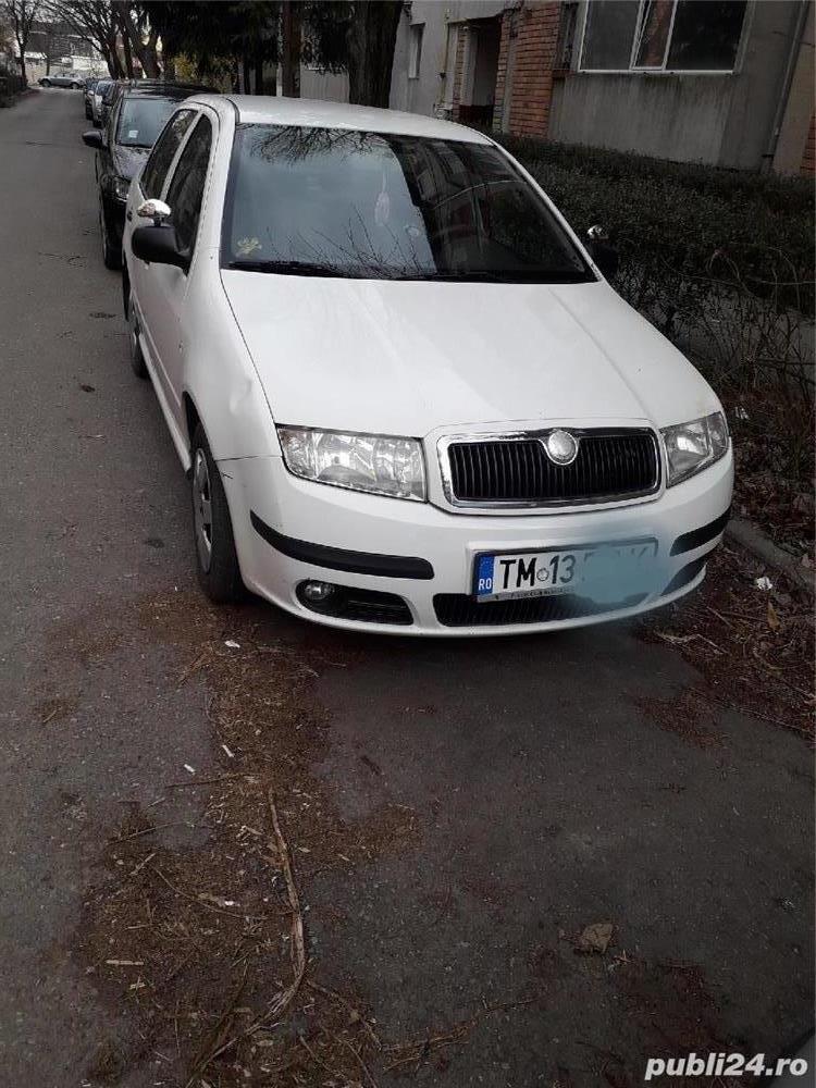 Fabia Sedan agreată RAR pt.Scoala soferi