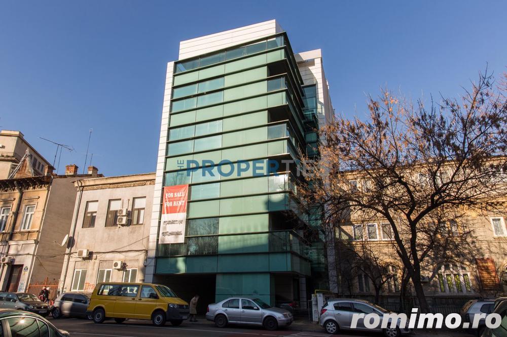Cladire birouri in zona Cismigiu pentru investitie