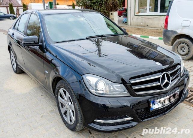 Mercedes-benz Clasa C primul proprietar an2012 euro 5 nu fac schimb