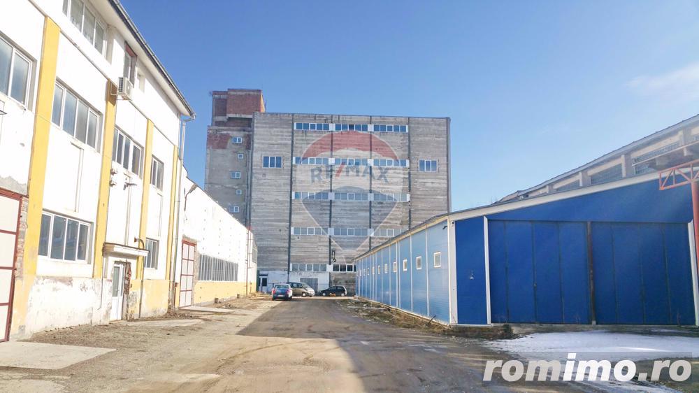 Comsion 0 % ! Spatiu industrial, 4920 mp, Lunca Calnicului