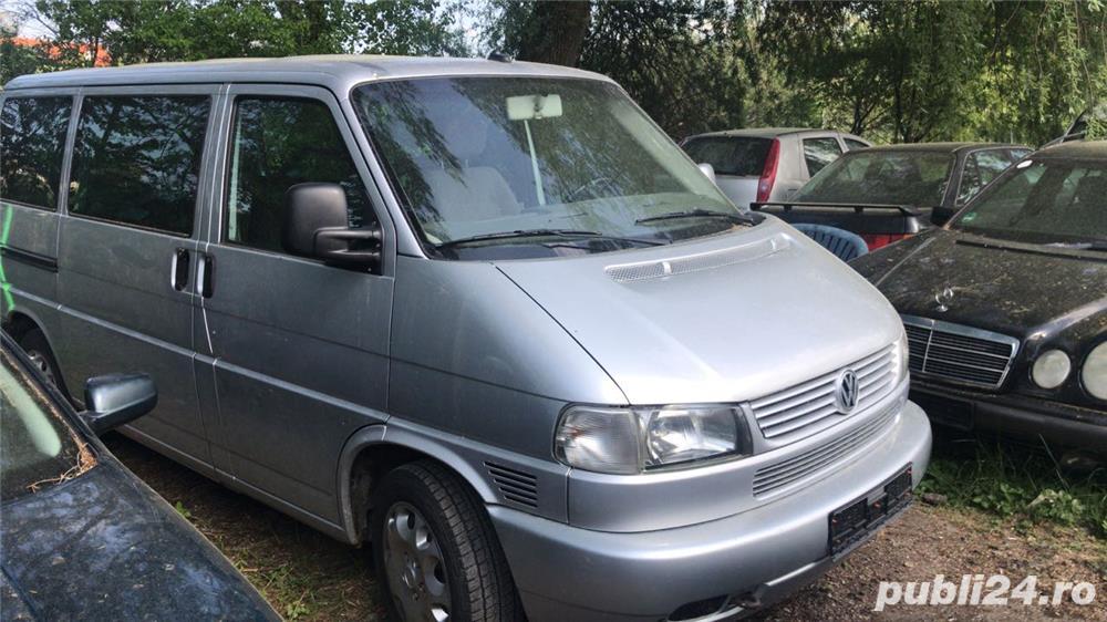 Vw Caravelle Multivan